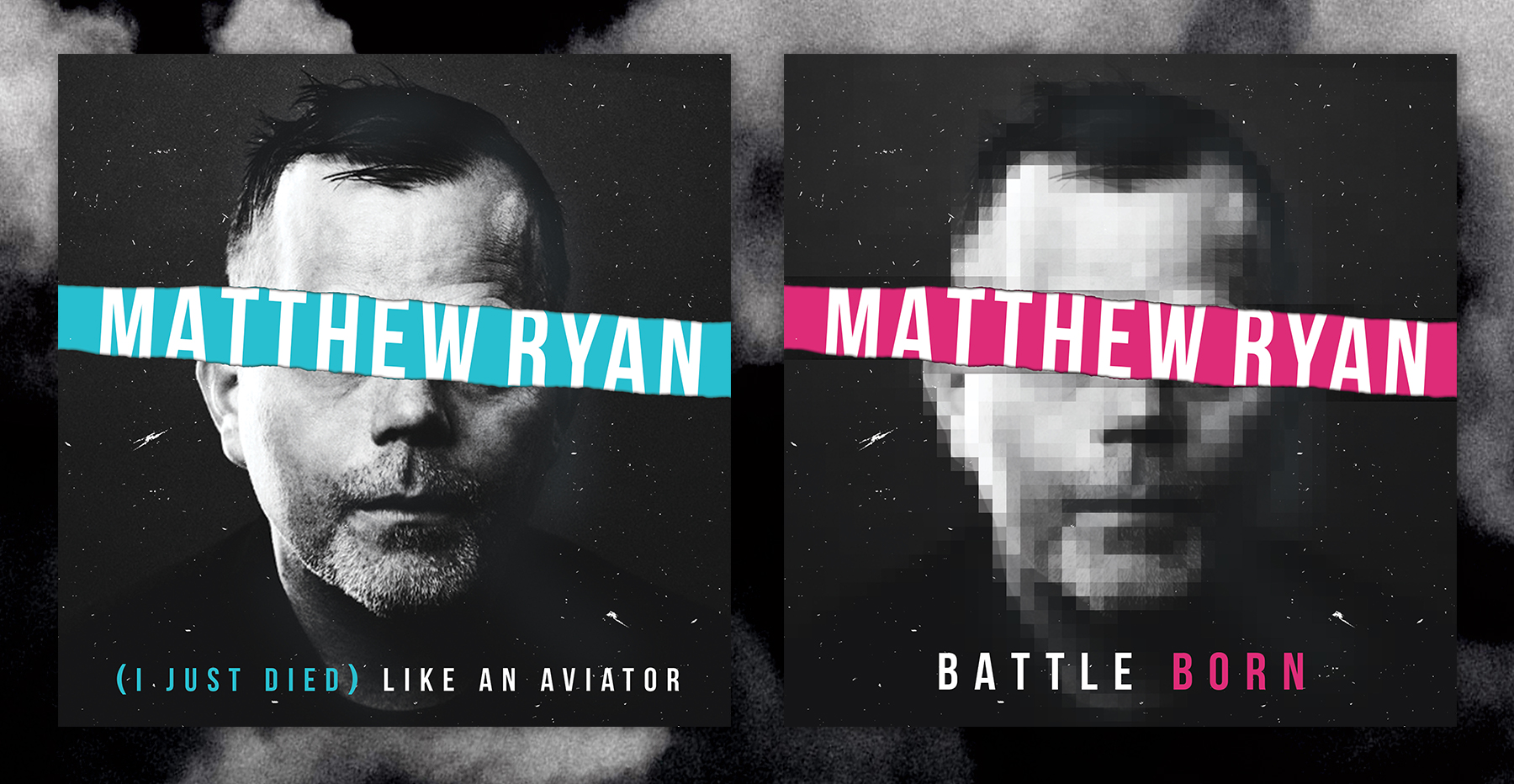 Matthew Ryan I Just Died Like and Aviator and Battle Born Spotify Singles