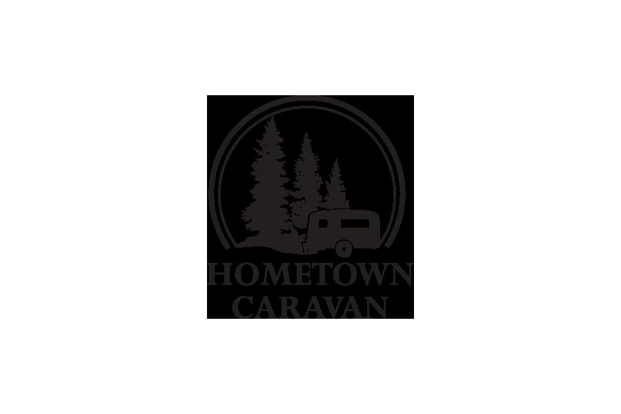 Hometown Caravan Logo