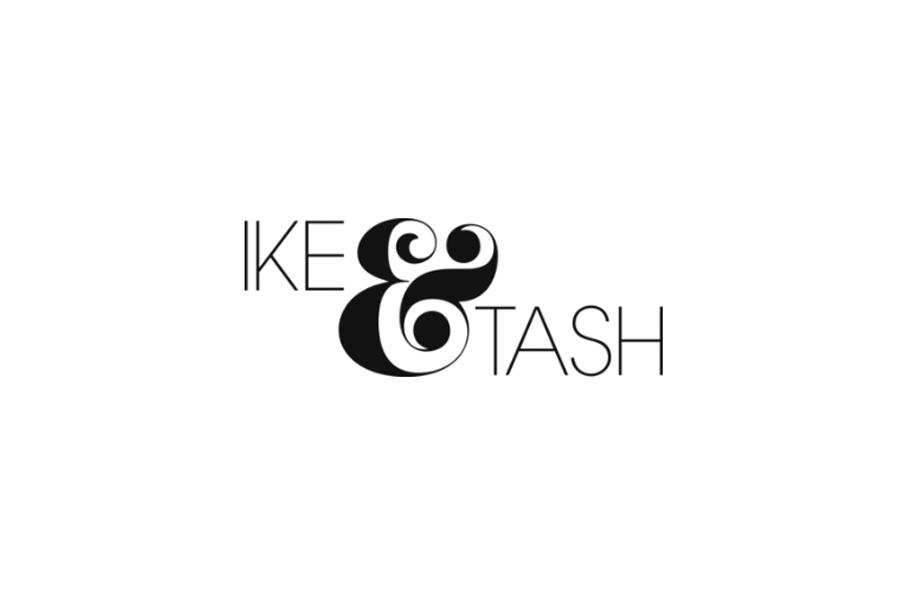 Ike & Tash Logo