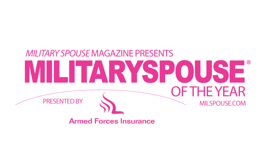 Military Spouse of the Year - Original Logo