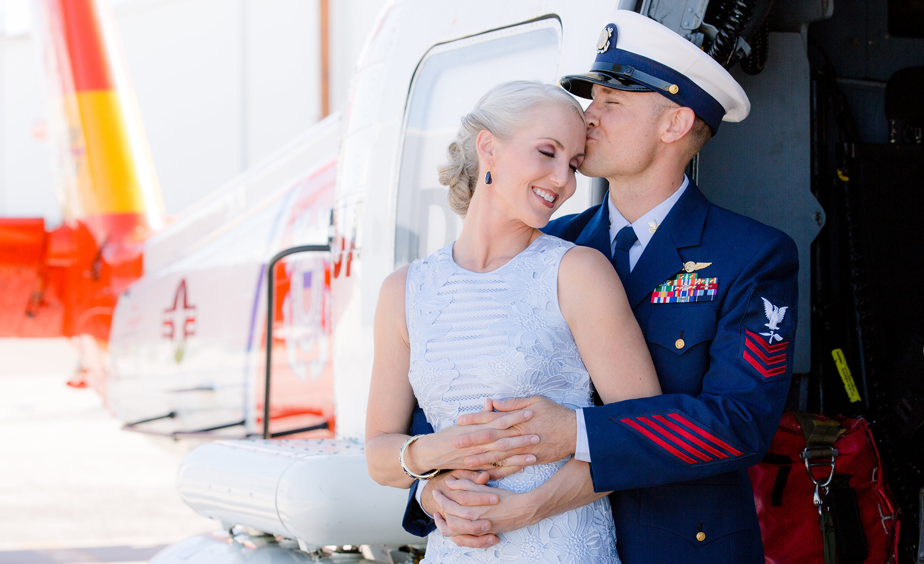 Military Spouse of the Year Mary Nelson Formal
