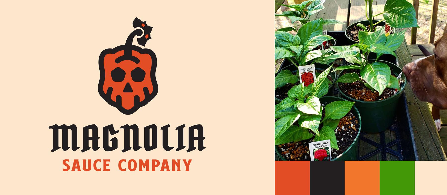 Magnolia Sauce Company Maiocco Design Co.