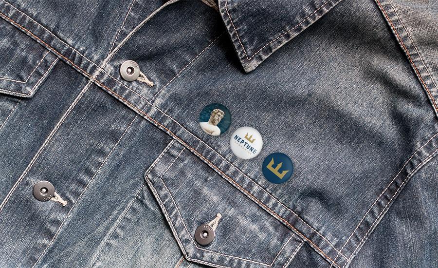 Neptune Companies' Pins