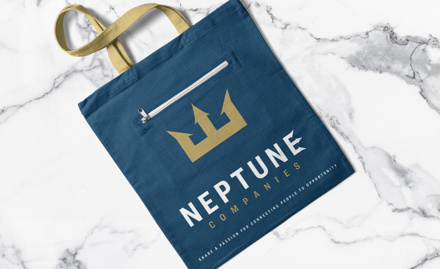Neptune Companies' Canvas Bag