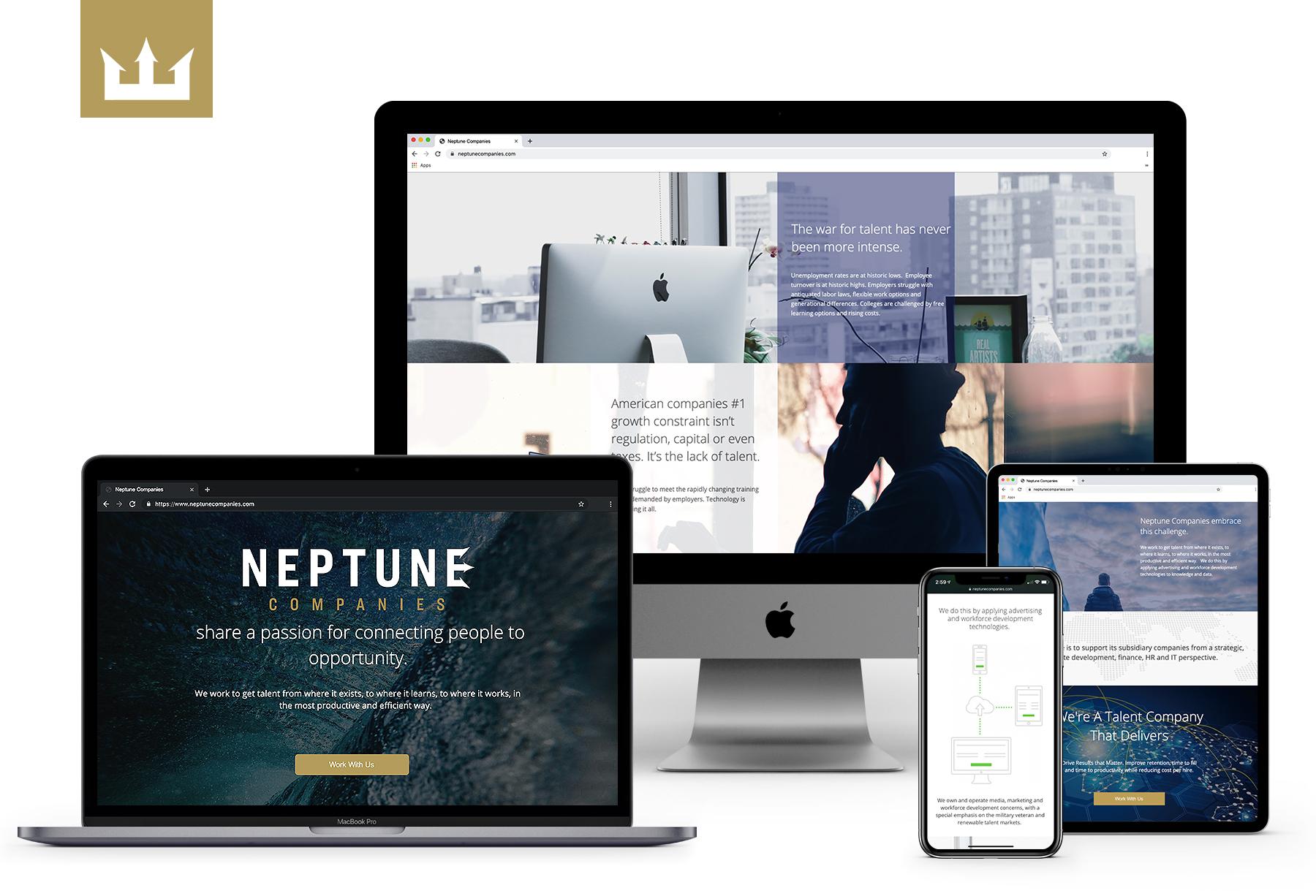 Neptune Companies' Website