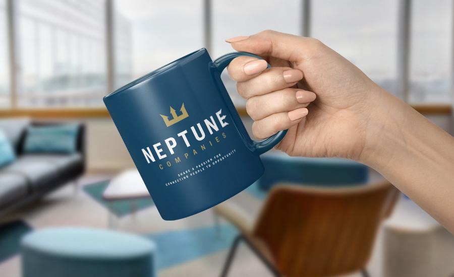 Neptune Companies' Coffee Mug