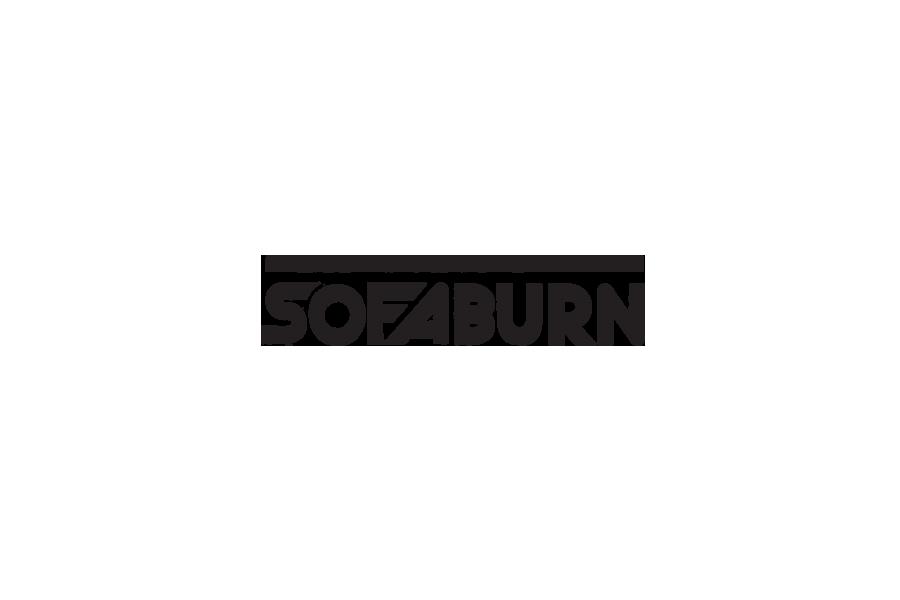 Sofaburn Records Logo