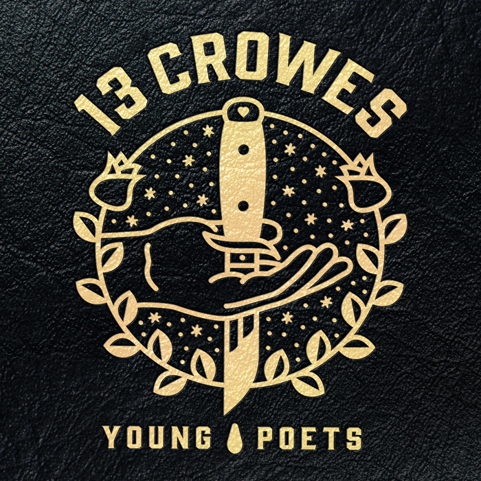 13 Crowes Young Poets Cover