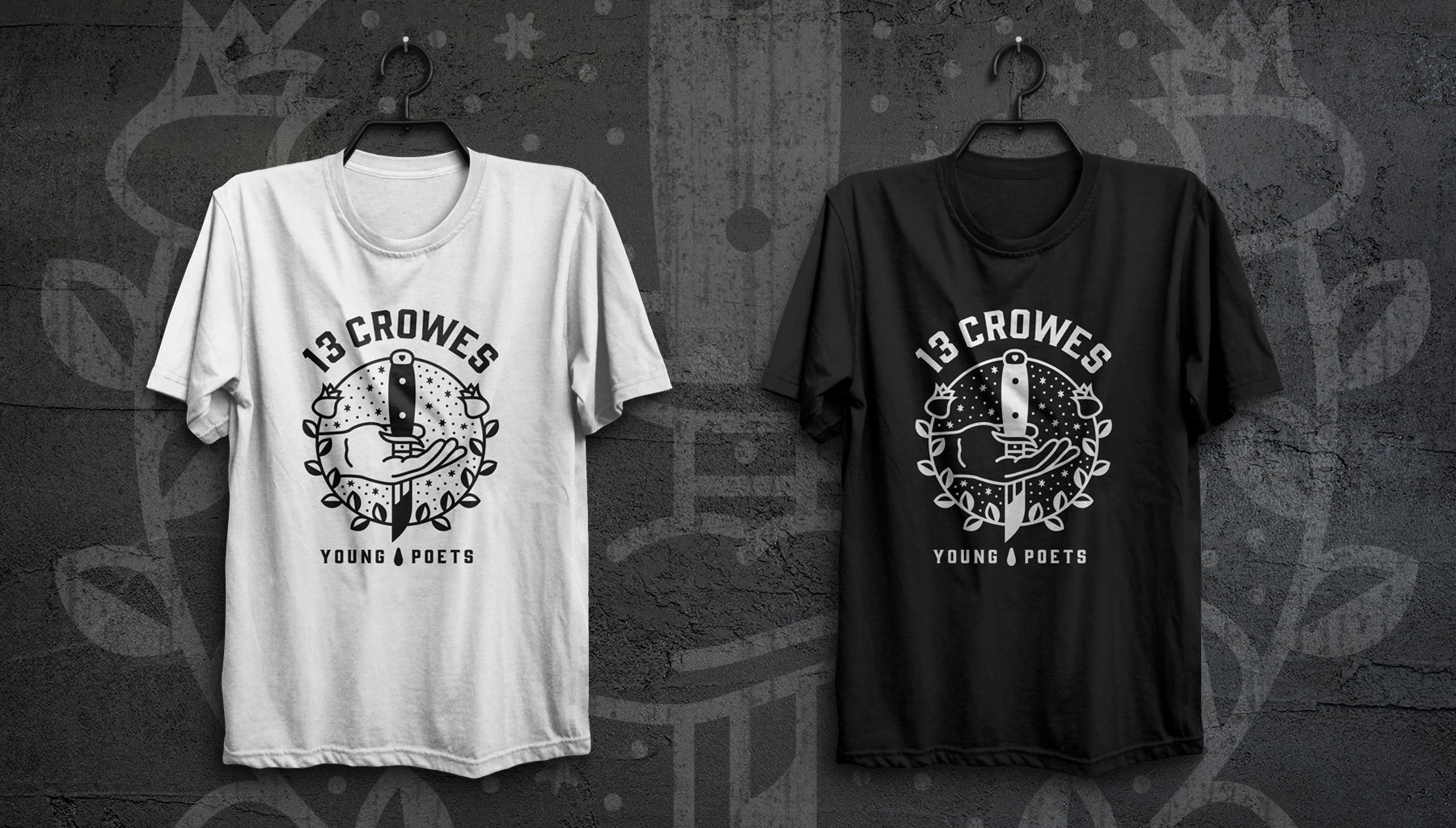 13 Crowes Young Poets Shirt