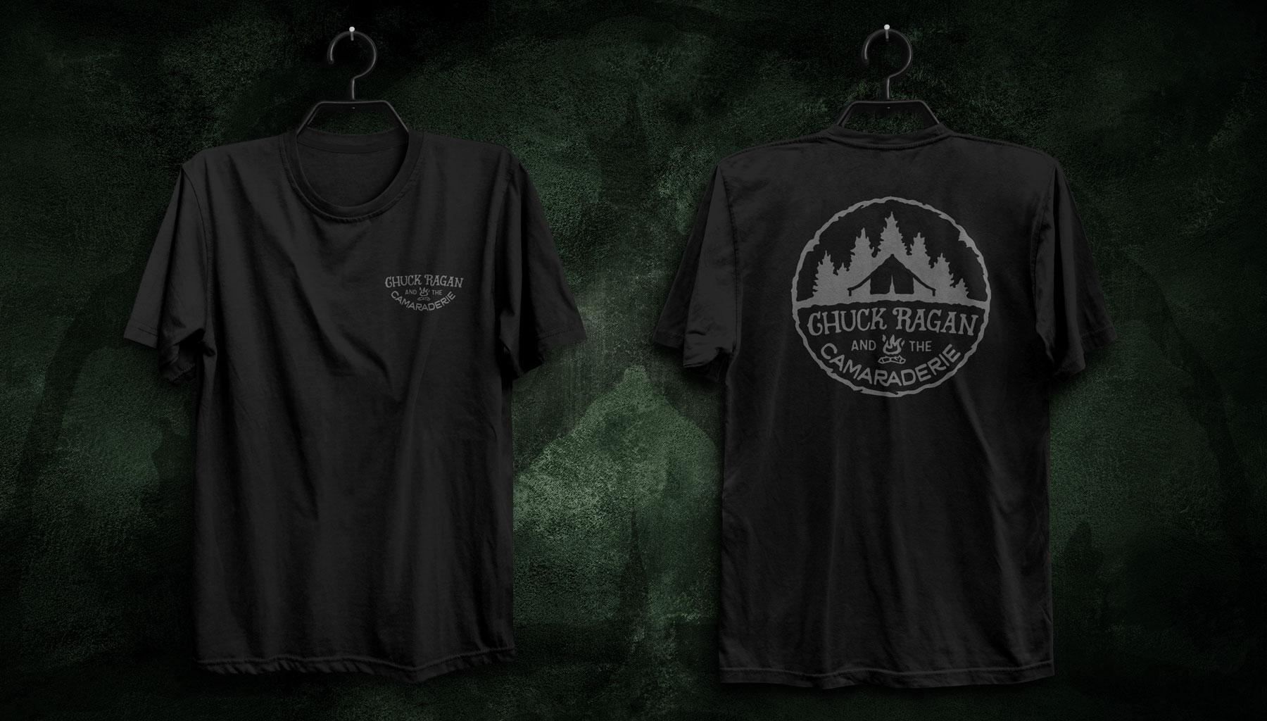 Chuck Ragan Campfire Shirt