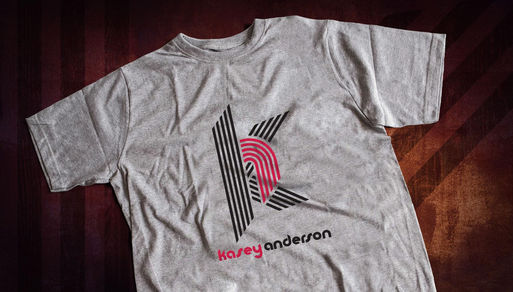 Kasey Anderson Trailblazers Shirt