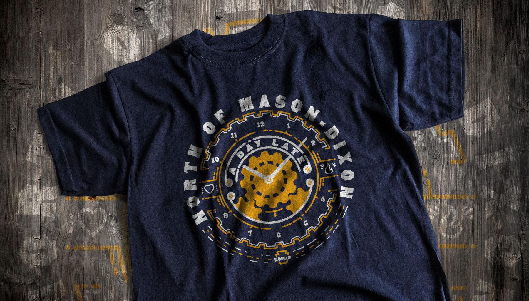 North Of the Mason-Dixon