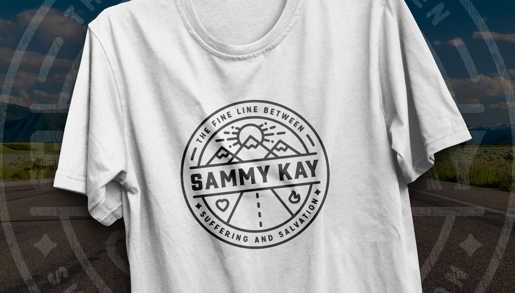 Sammy Kay Suffering and Salvation Shirt