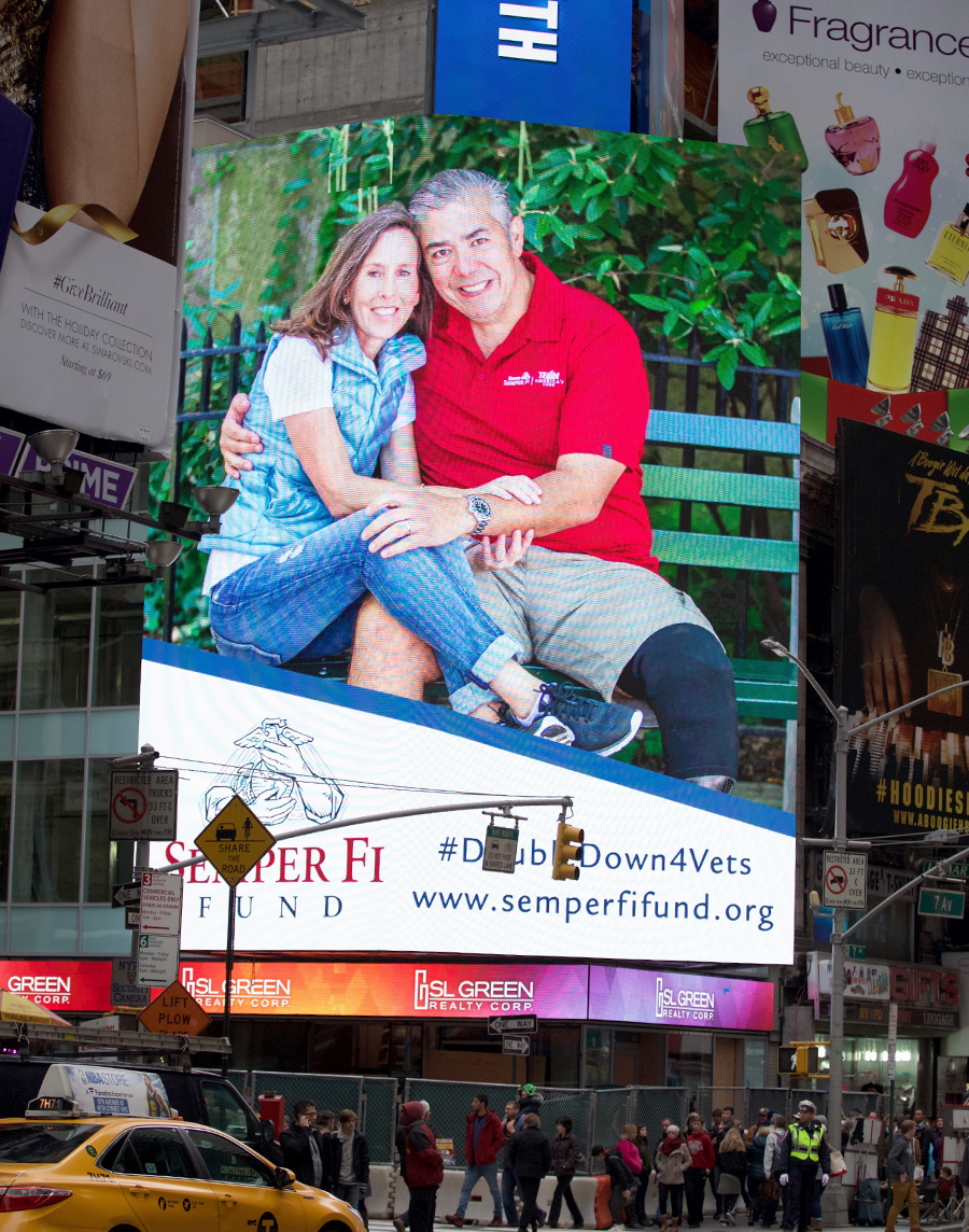 Semper Fi Fund Times Square MSM Cover