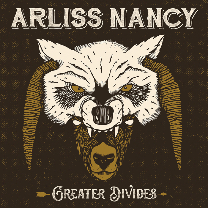 Arliss Nancy Greater Divides Album Cover