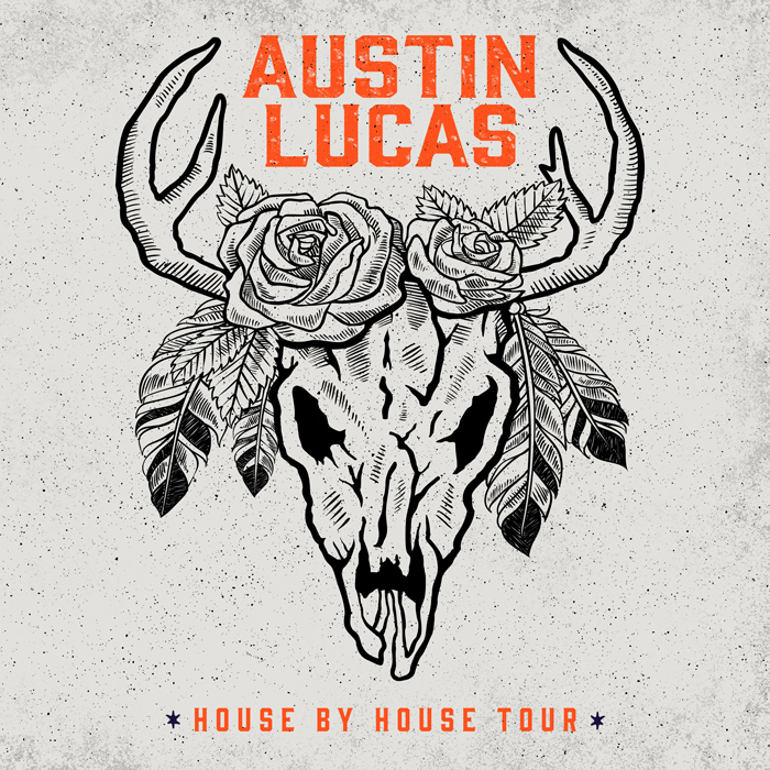 Austin Lucas House By House Tour Album Cover