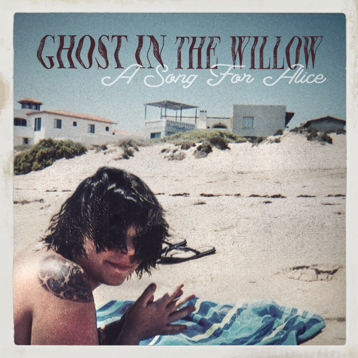 Ghost In The Willow A Song For Alice EP Cover