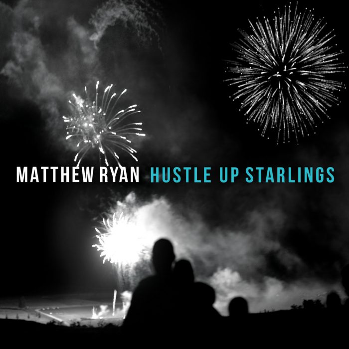 Matthew Ryan Hustle Up Starlings Cover