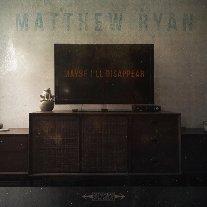 Matthew Ryan - Maybe I'll Disappear Cover