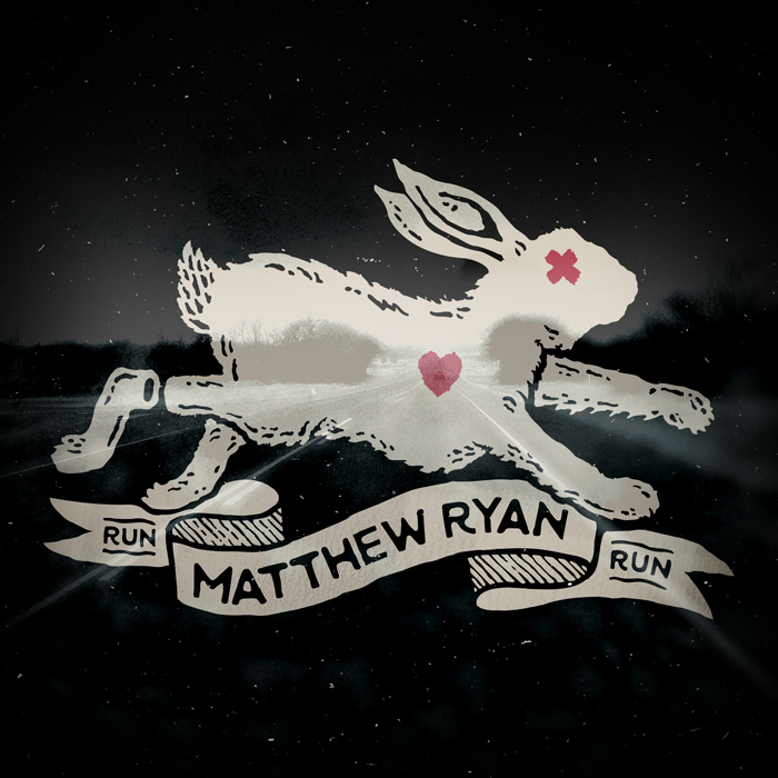 Matthew Ryan - Run Rabbit Run Cover