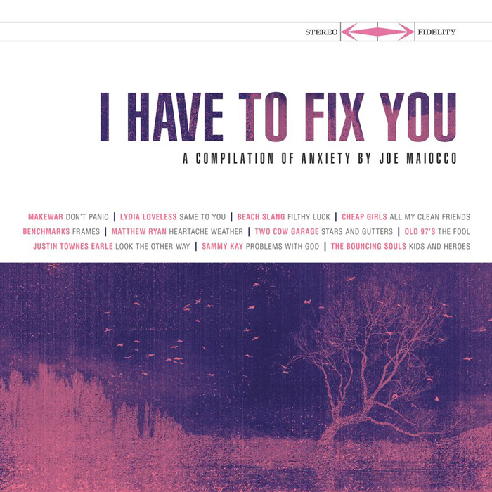 I Have To Fix You Album Cover