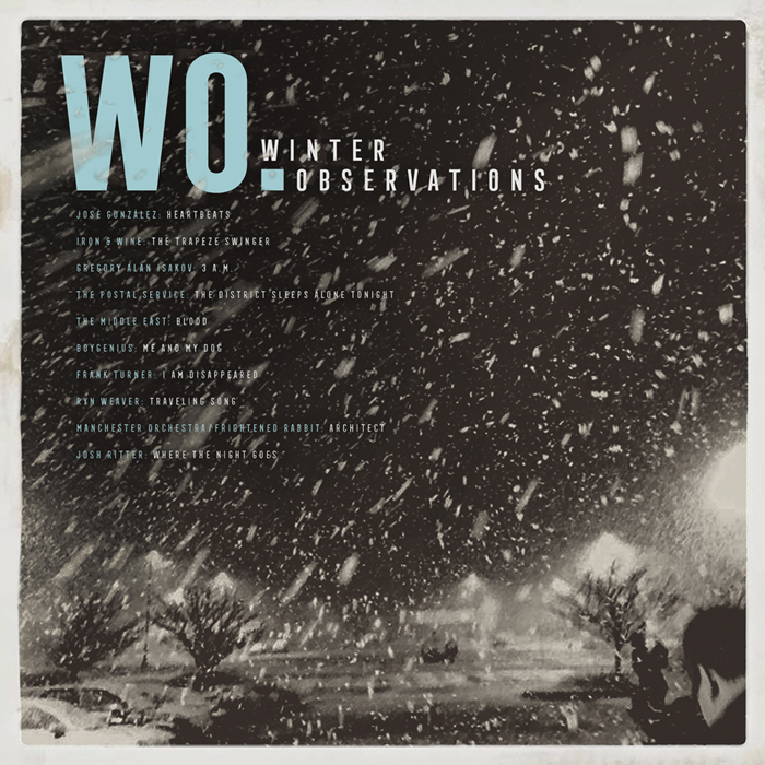 Wo Winter Observations Playlist