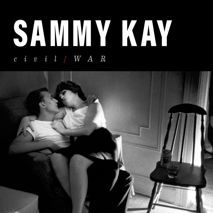 Sammy Kay Civil/War Cover