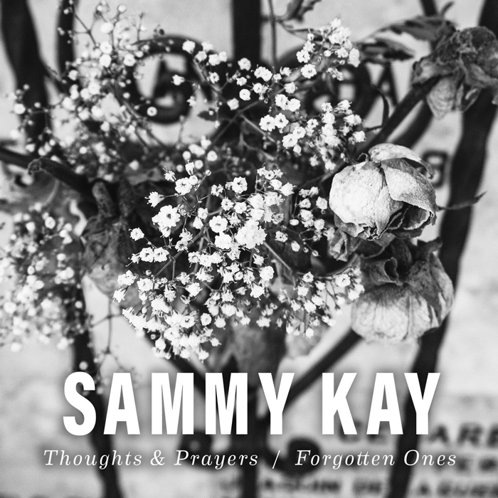 Sammy Kay Thoughts and Prayers Cover