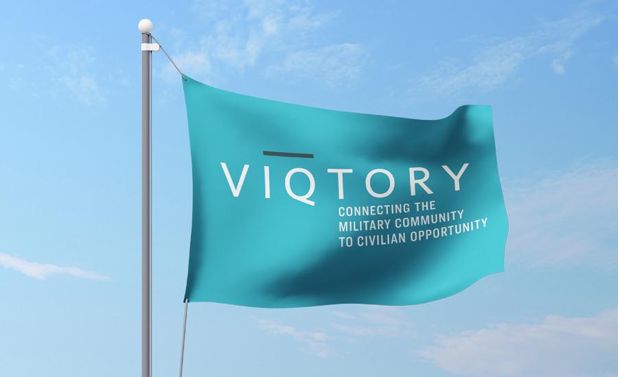 VIQTORY Flag