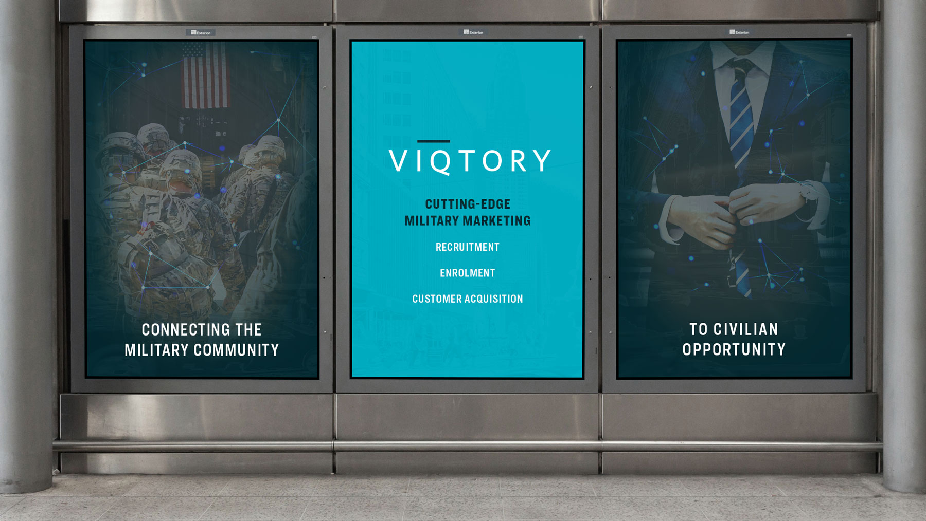 VIQTORY Building Ads