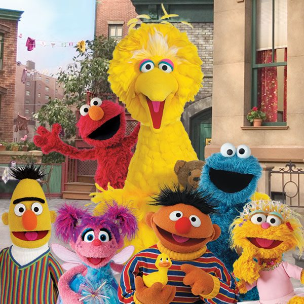 Sesame Street Home Page Image Maiocco Design Co.