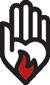 Maiocco Design, Co. Hand Heart Icon